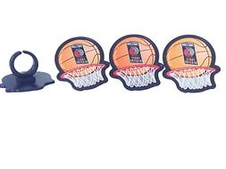 24 Portland Trail Blazers Cupcake Rings Toppers NBA Basketba