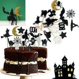 14 pcs sets get fresh halloween cupcake