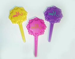 24 Mom Cupcake Picks Mother's Day Cake Toppers Decorations B