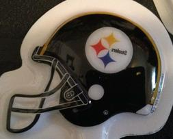 DecoPac 24 PITTSBURGH STEELERS CUPCAKE PICKS TOPPER TAILGATE