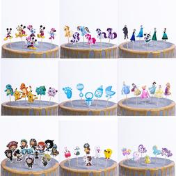 24Pcs/pack Decorate Birthday Party Cake <font><b>Topper</b><