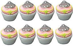 Cakesupplyshop Item#9856 Princess Crown Tiara Cupcake Decora
