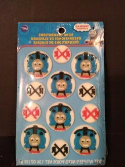 Wilton BB7104242 Thomas the Train Edible Icing Decorations,