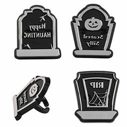 Oasis Supply BC H-13050 Cupcake/Cake Gravestone Assorted Rin