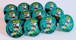 BEN 10 Cupcake Toppers Party Favor Rings 12ct  Birthday