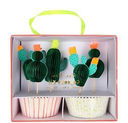 Meri Meri Cactus Cupcake Kit