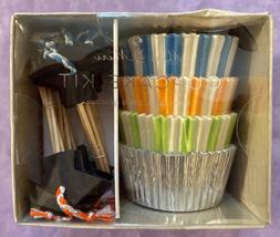 congrats cupcake kit set includes 48 cupcake