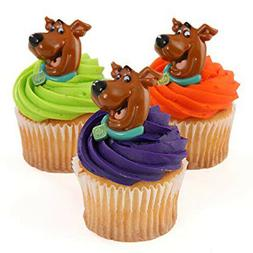 SCOOBY-DOO CUPCAKE RINGS  ~ Birthday Party Supplies Toppers