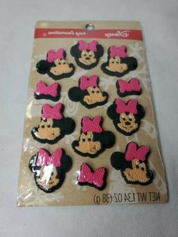 cupcake topper decorations disney eats minnie mouse