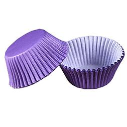 HBOS 100 PCS Cupcake Wrappers Cup Cake Holder Standard Bakin