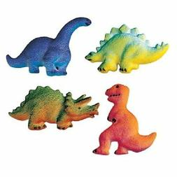 Lucks Dec-Ons Decorations Molded Sugar/Cup-Cake Topper, Dino