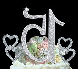 Deluxe Quinceanera 15 Number Cake Topper Party Supplies In C