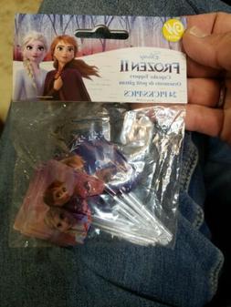 Disney Frozen II Cupcake Toppers 24 Picks Anna Elsa Olaf Bir