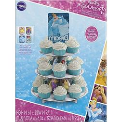 Wilton 1512-7490 Disney Princess Treat Stands, Assorted