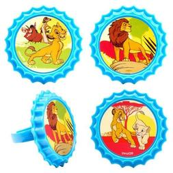 Disney The Lion King Pride RockCupcake Rings, all occasion a