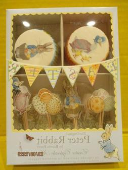 Easter Peter Rabbit Original Cupcake Kit Beatrix Potter Meri