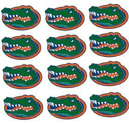 Florida Gators Cupcake Toppers Edible Image College Cake Top