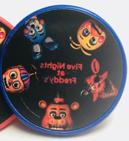 FNAF Five Nights at Freddy's Cupcake Toppers Rings Party Fav