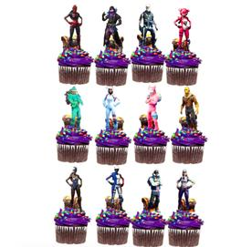 FORTNITE Cupcake Topper