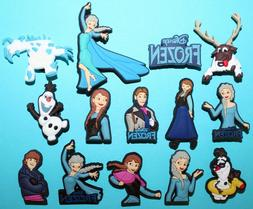 Frozen Cake Decorations 14 Cupcake Toppers Charms Disney Pri