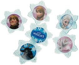 Frozen Cupcake Toppers Rings DecoPac 24
