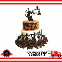 halloween cupcake toppers cake topper decoration themed