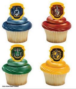 Harry Potter CupCake Cake Topper 12 18 24 Favor Decoration B