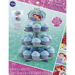Wilton 1512-5660 Disney Princess Little Mermaid Ariel Cupcak