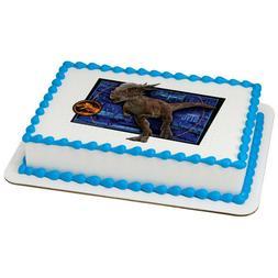 Jurassic World Fallen Kingdom Stygie Edible Cake OR Cupcake