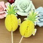10 PCS Cupcake Picks Bamboo Food Toppers for Housewarming Ba