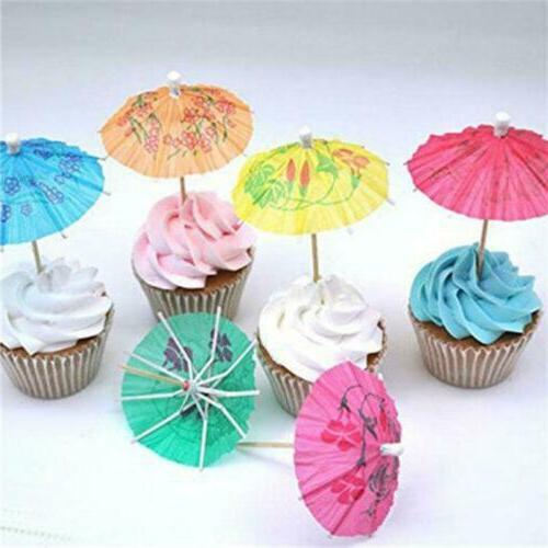 10Pcs Umbrella Parasol Stick for