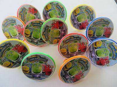 12 toppers birthday favor