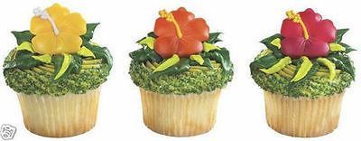 Luau Cake Topper Party Bag
