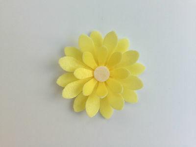 14 Edible 3D Flowers Pre Cupcake
