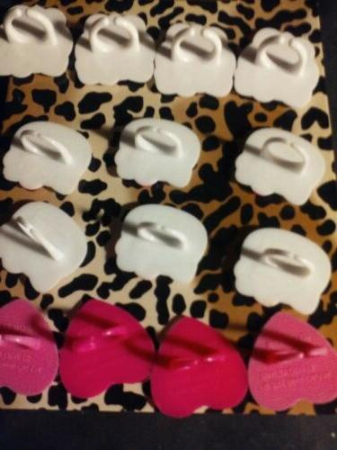 14 Hello Kitty Cupcake Topper Rings.