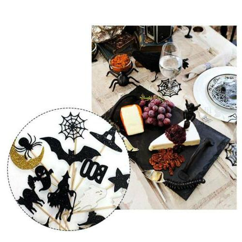 14 pcs/set Get Halloween Set Sparkly Set