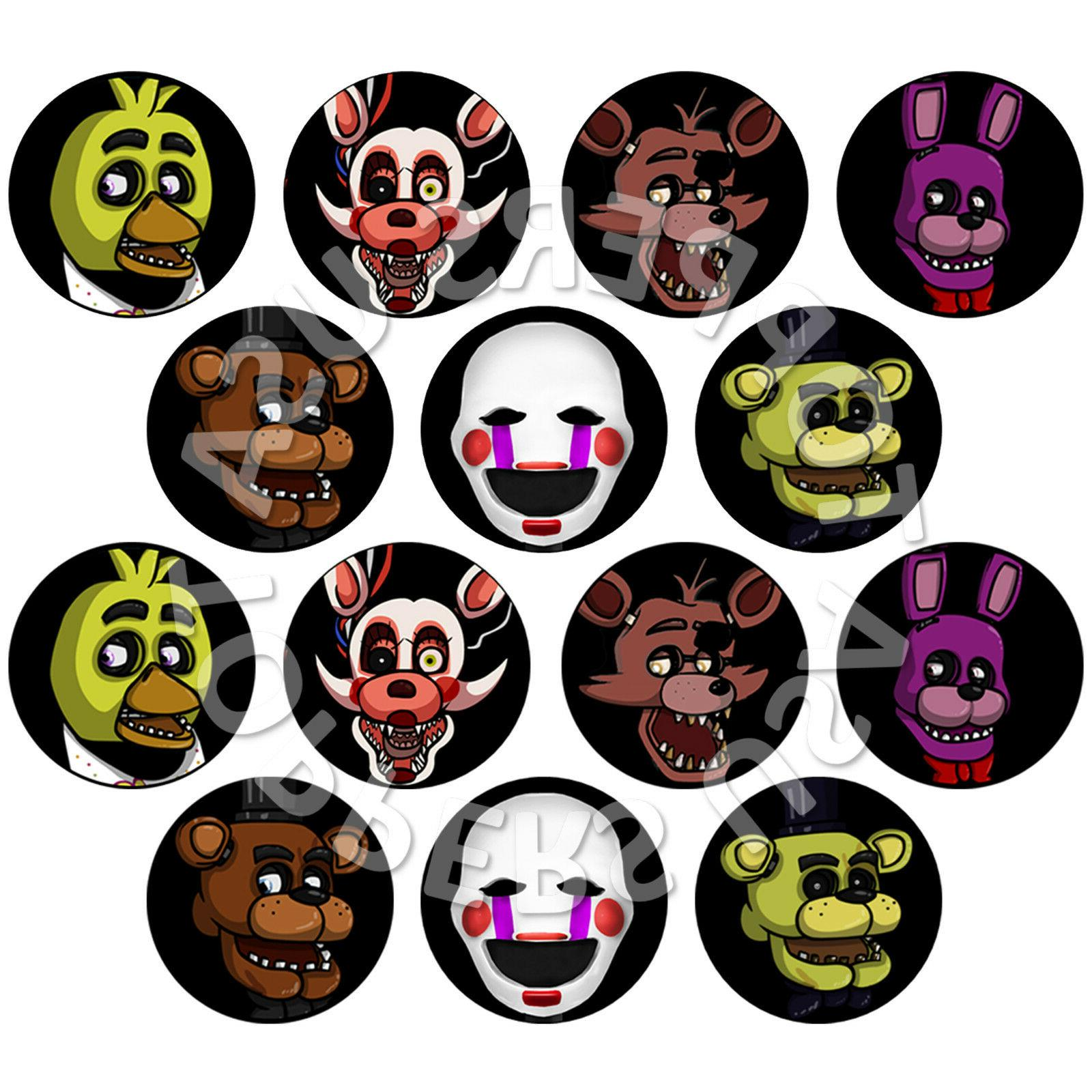 14x edible five nights at freddy s