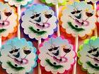 30 OLAF DISNEY FROZEN  Cupcake Toppers, Birthday Party Favor