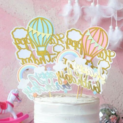 1PC Side Birthday Cupcake