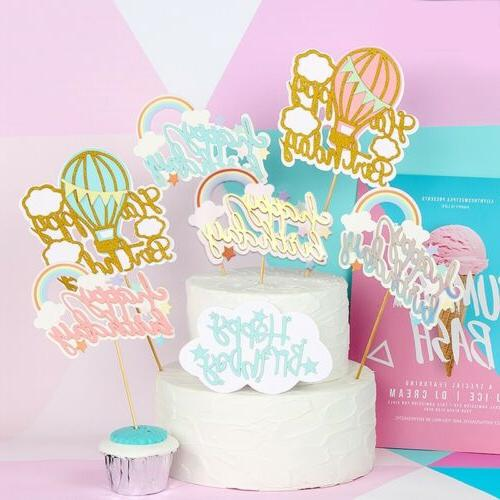 1PC Single Cake Birthday Cupcake