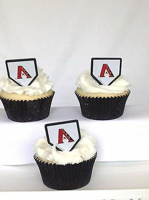 24 Diamondbacks Rings Party Favors