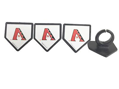 24 Arizona Diamondbacks Rings Toppers MLB