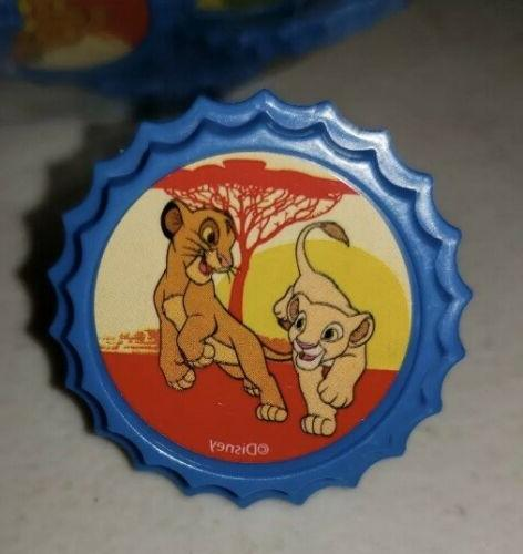 24 NEW LION CUPCAKE CAKE CHARACTERS GIFT FAVORS