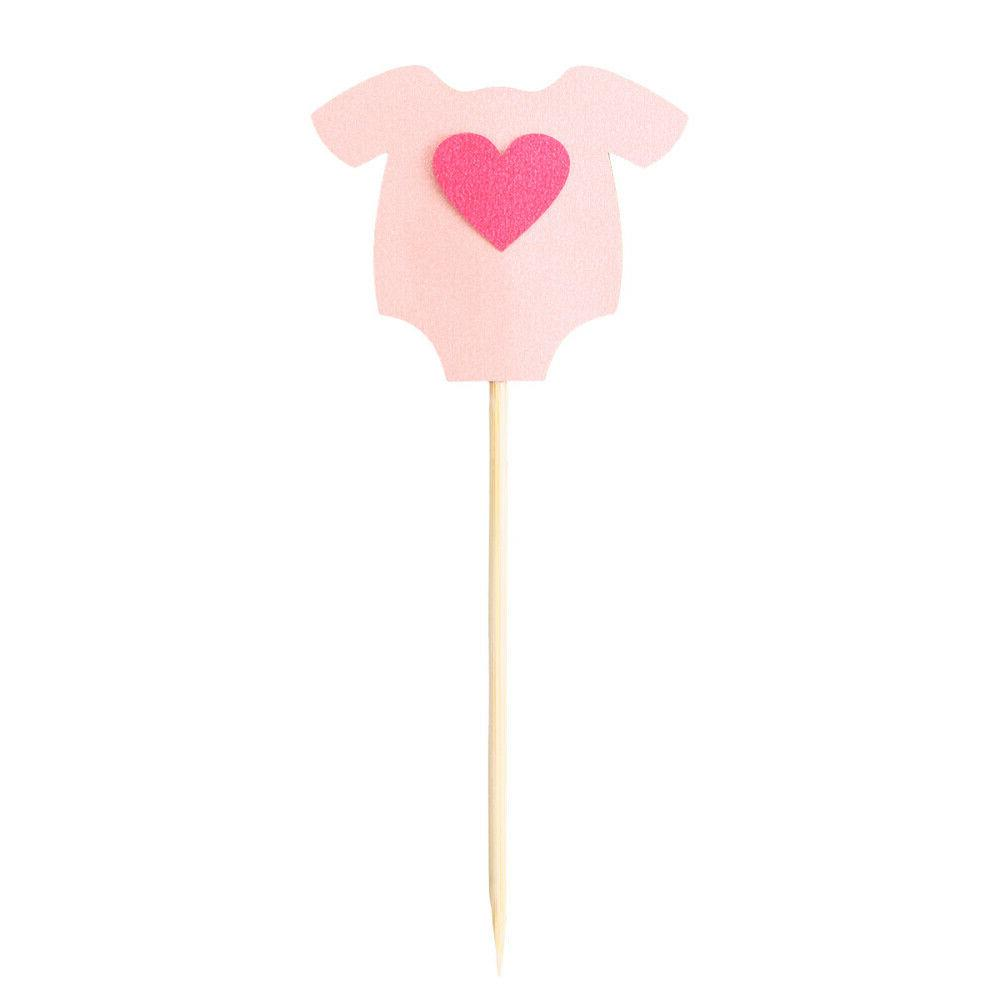 24 Pcs Cake Picks for