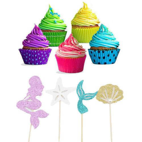 24pcs Theme Cupcake for Shower