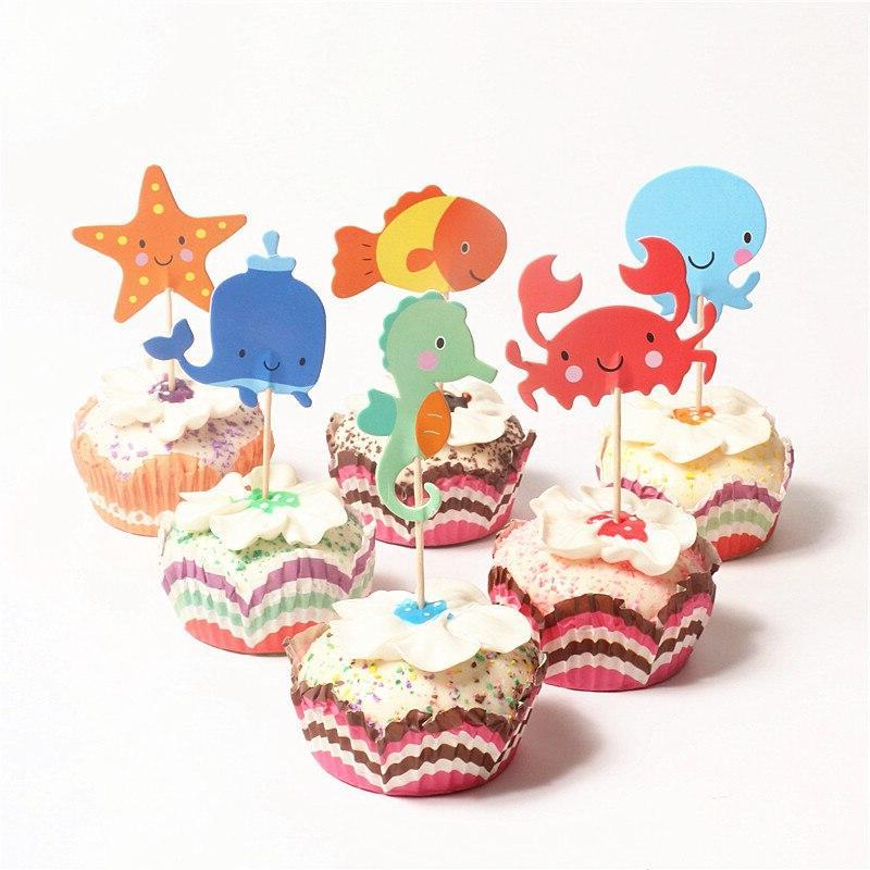 24pcs bar <font><b>cupcake</b></font> baby kids Event Supply