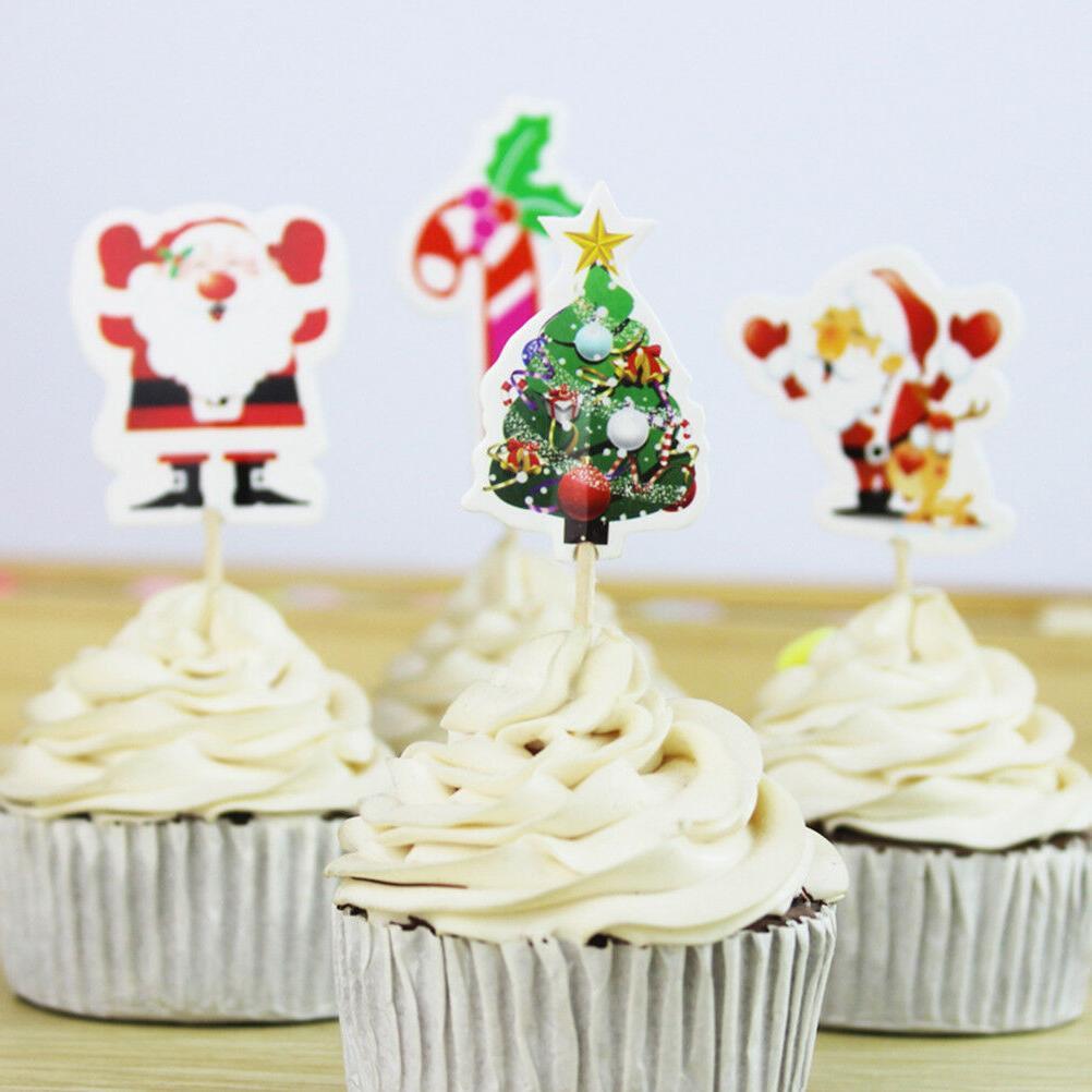 Cake Cupcake Topper Picks