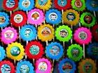 30 OCTONAUTS Cupcake Toppers Birthday Party Favors Supply, B