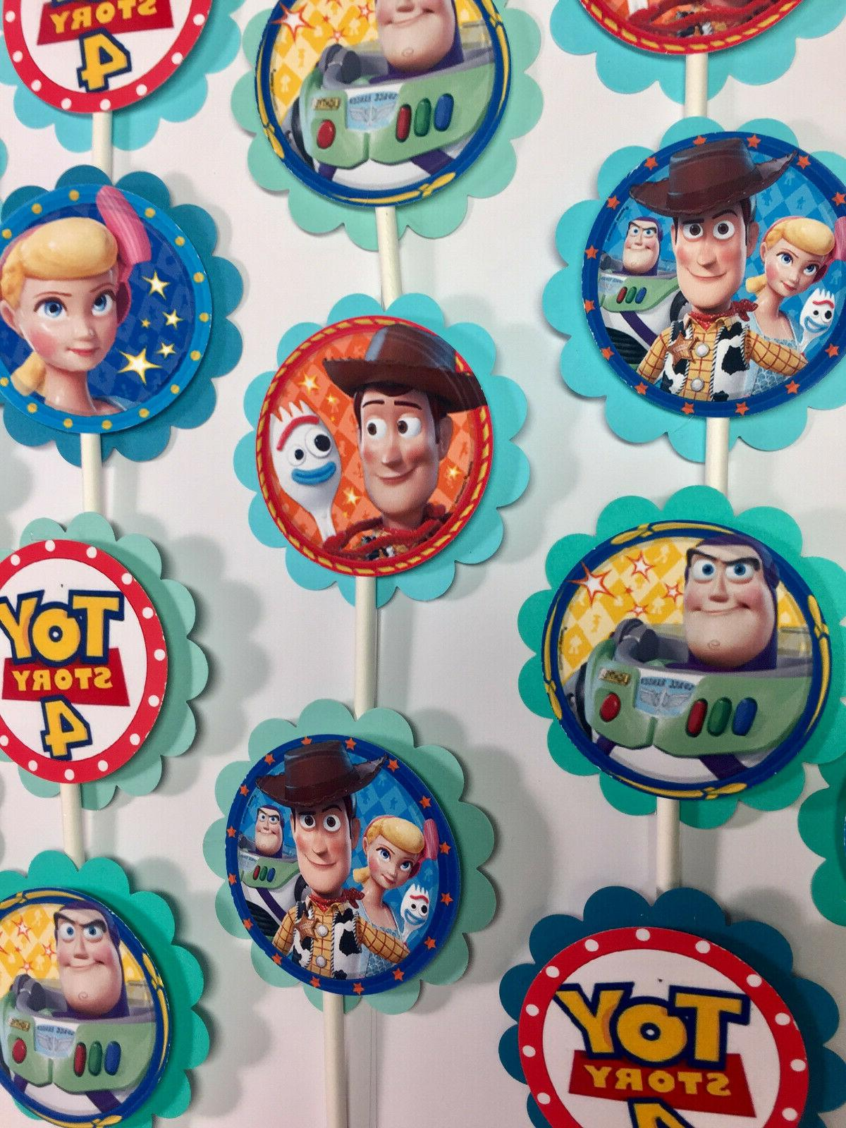 "30 ""Toy Dimensional Party Cupcake *Ready"