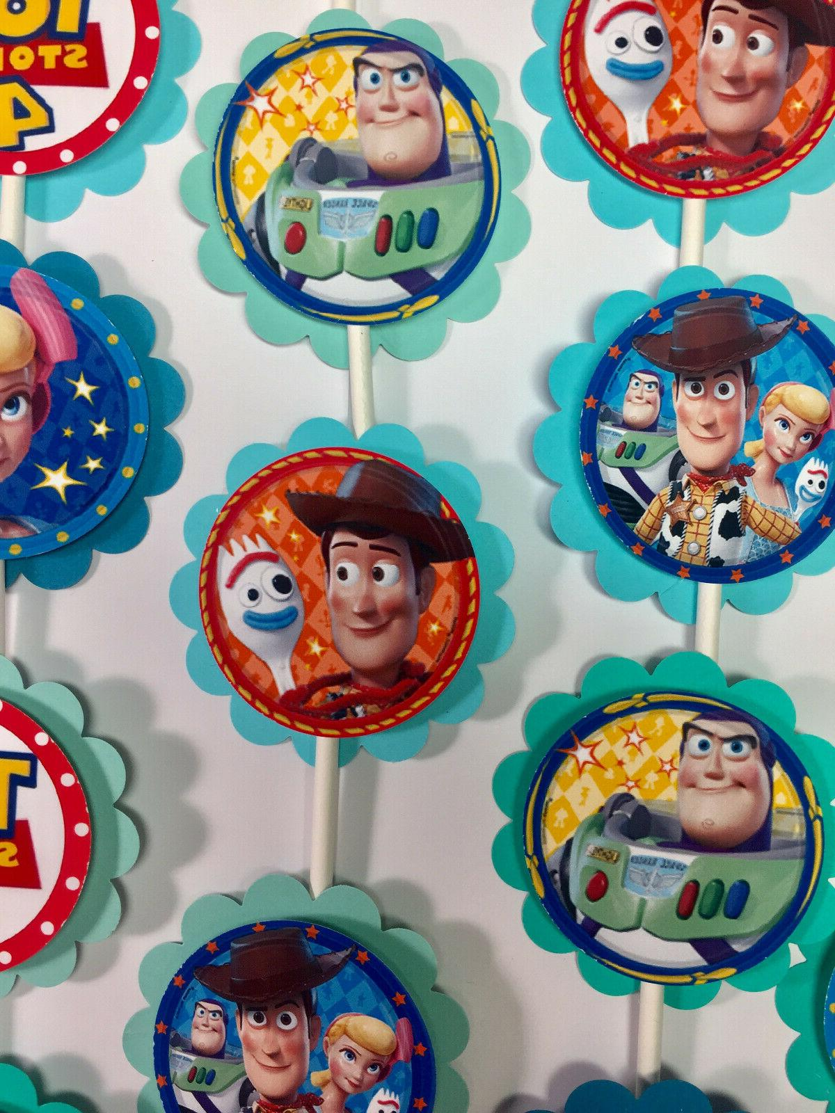 "30 ""Toy Story Dimensional Cupcake *Ready to"